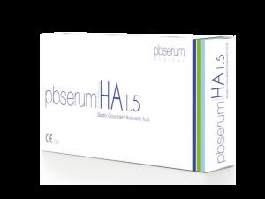 Anti-Adhesion HA1.5 Weakly Cross-linked Hyaluronic Acid
